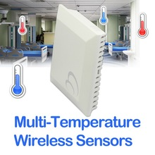 Wireless Temperature Monitoring System