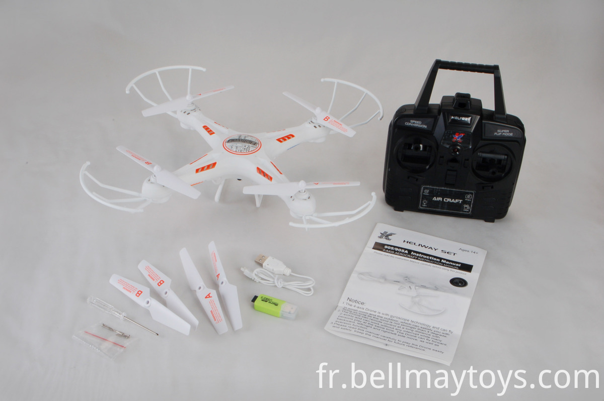 RC Quadcopter Drone