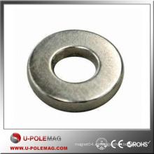 Imán redondo del anillo de la tierra rara Neodymium redondo / imán redondo del neodimio D50xID20x20m