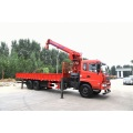 12 ton truck with crane
