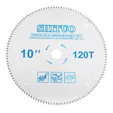 Tragbares Tct Sägeblatt für das Schneiden von Holz 125 * 1.8 * 20 * 50z