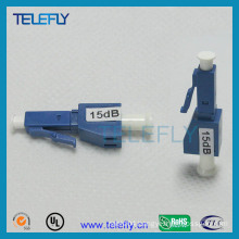 LC/PC Male to Female Fiber Optic Attenuator