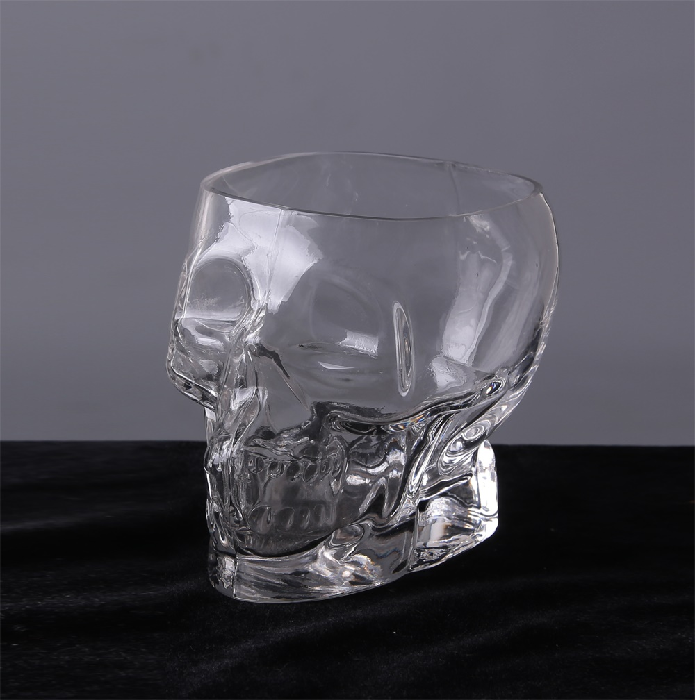 Br 9965skull Head Shot Glass Manufatrurer