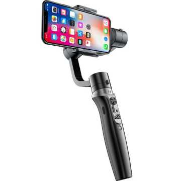 Best Quality Three Axis Gimbal With Selfie Pole