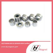 High Quality Custom Ring Permanent NdFeB/Neodymium Magnet for Motors