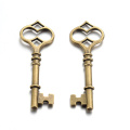 Environmental Alloy Vintage Style Accessories Necklace Pendant Key Charm