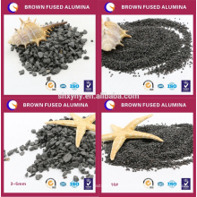 Brown alumunium oxide/Brown alumina/Brown fused alumina with excellent quality