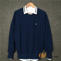 Men's Classical Basic Crew Neck Basic Thin Knit Sweater