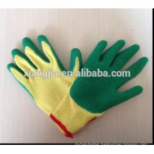 Crinkle Finished Anti-slip Latex Coated Working Glove