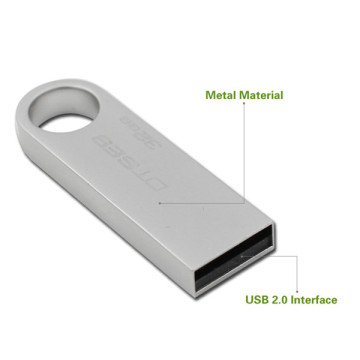 Metal USB Stick Business Gifts Custom Pendrive