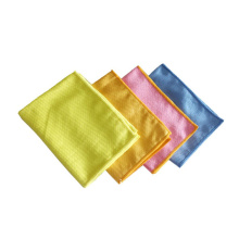 Window Polishing Microfiber Fish Scales Washcloth