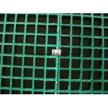 Réseaux de pultrusion de fibre de verre comme plate-forme dans l'environnement corrosif