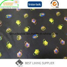 Lovely Print Futter 100% Polyester für Bekleidung