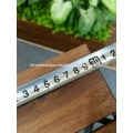 Interlocking Deck Tiles 4 - slat with Plastic Base 30*30*2.4 cm