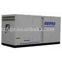 Gerador diesel do tipo silencioso da proteção ambiental