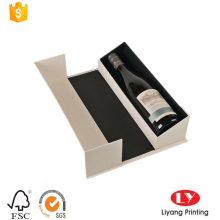 Luxury wine paper gift box packaging