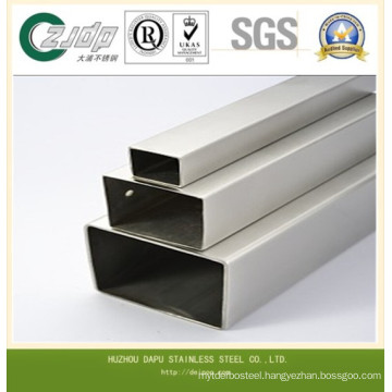 AISI 304L 304 316L 316 Stainless Steel Welded Tube Pipe