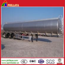 20000-60000 Litres Fuel / Oil / Water Tanker Semi Remorque