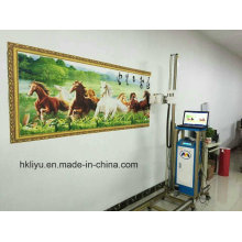 New Model Ourside Direct to Wall Inkjet Printer