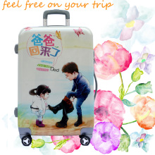 Children Luggage Bag with Cartoon Printing