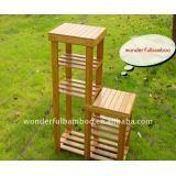 Wonderful eo-friendly bamboo shelf