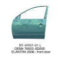 Front doors for Hyundai Elanrta 2006