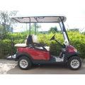 2 carrinhos de golfe elétricos Seater Plus 2 Seater traseiro