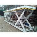 Machine hydraulique de table d'ascenseur de ciseaux hydraulique de qualité avec le prix bas