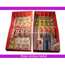 1$ Stationery Gift with Bingo Dabber with 43mmset