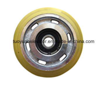 Xizi, LG Elevator Guide Boot Wheel