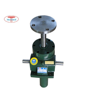 Intense Working Time Durable Ball Screw Jack for Industrial Project