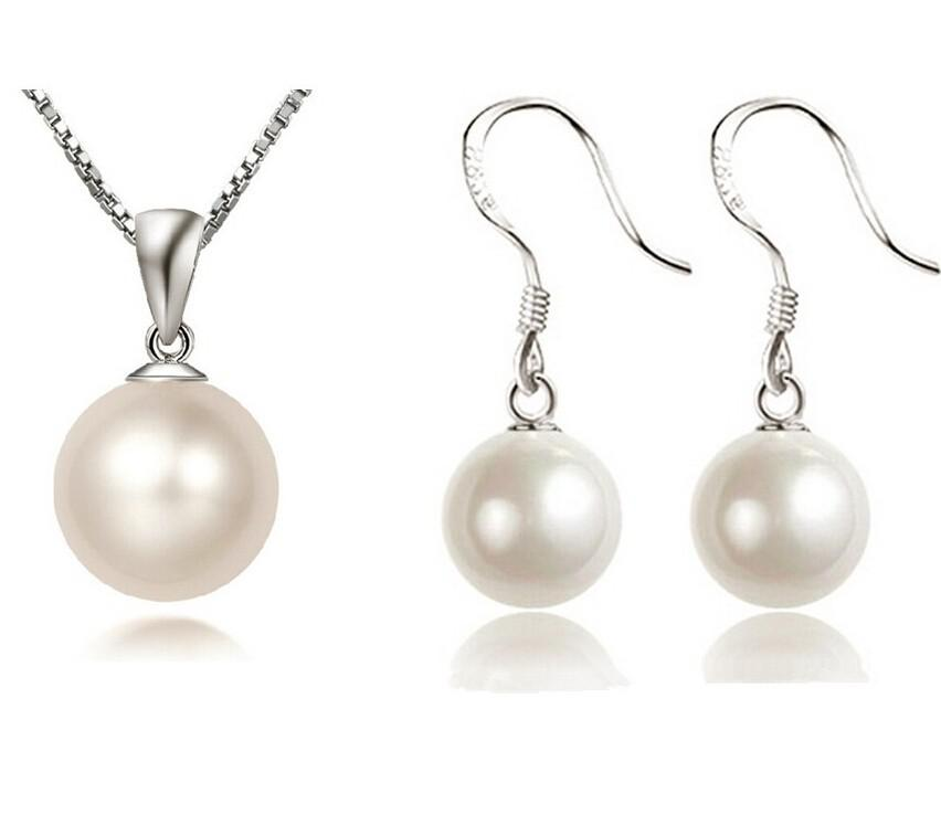 Artificial Pearl Jewellery Set With Lowest Price