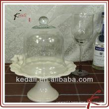 ceramic 3 tier cake plate