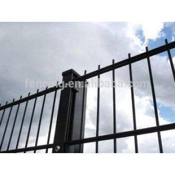 Fabricante anping suministra Twins Wire Barrier Fence
