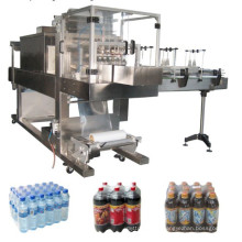Automatic Wrap Packing and Shrinking Machines