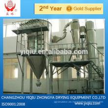 Secadora de aire para acetato de sodio