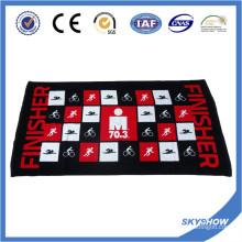 Реактивная печать хлопок полотенце для спорта (SST0502)