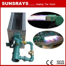 Quemador de gas de alta presión para quemador de aire de horno de convección de aire