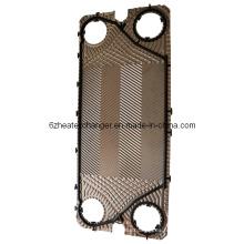 Placas de material de titanio utilizadas en aplicaciones marinas
