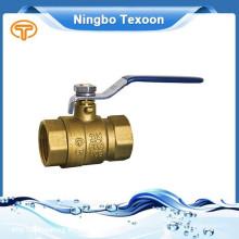 Válvula de bronze China venda por atacado de alta qualidade