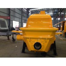 Betonpumpe-Maschine 50m3 / H für Verkauf, beweglicher Pumpenbeton, Pumpenbeton, pumpter Beton