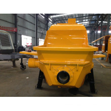Professional Design High Quality Trailer-Mounted Concrete Pump