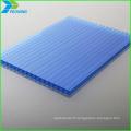 grande serrure de polycarbonate en serre 750