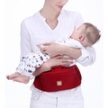 Safe breathable comfortable baby carrier wrap