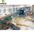 Tyre Pyrolysis Oil Generator Machine Converting Tires to Oil Manufacturers India