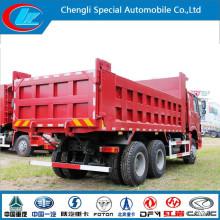 HOWO 6X4 370HP Heavy Duty Dump Truck HOWO Tipper Truck HOWO