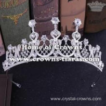 Big Diamond Wedding Party Princess Tiaras