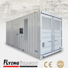 Noise free 520Kw electric generator 650kva electric generator by 2806A-E18TAG2 engine