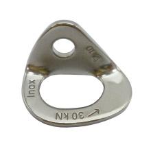 715-СС кольцо из нержавеющей стали цепи цинк Болт безопасный Альпинизм Вешалка
