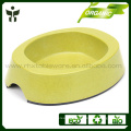 Sutainable bamboo fiber bowl for puppy kitten little dog and cat